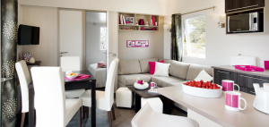 Interieur mobil home vendee
