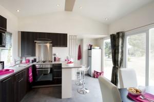 Vente Mobil-home Confort Vendee - cuisine