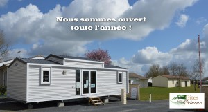 Camping ouvert toute l annee mobil home neuf vendee