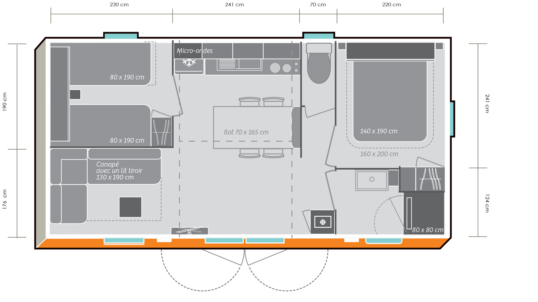 Mobil-home Mobil-home 784